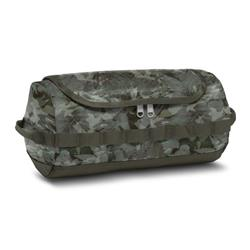 The North Face Base Camp Travel Canister - Large-English Green Tropical Camo / New Taupe Green