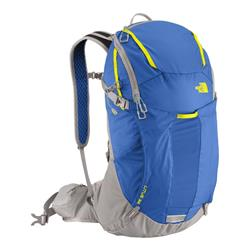 The North Face Litus 32L-Nautical Blue / Energy Yellow