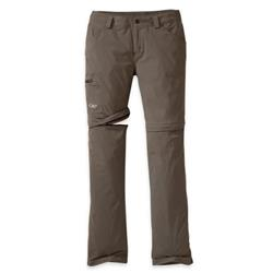 "Outdoor Research Equinox Convert Pants, 31.5"" Inseam - Womens-Mushroom"