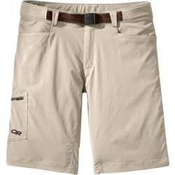 "Outdoor Research Equinox Shorts, 11"" Inseam - Mens-Cairn"
