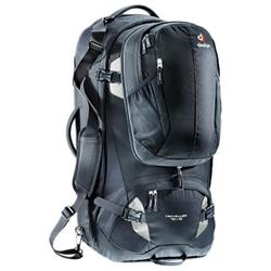 Deuter Traveller 70+10-Black / Silver
