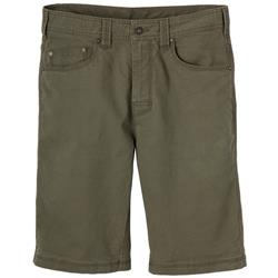 "Prana Bronson Shorts, 9"" Inseam - Mens-Cargo Green"