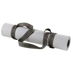 Prana Tantra Mat Holder-Black Grey