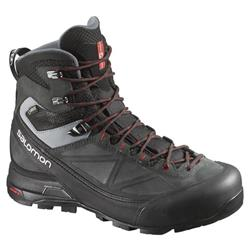 Salomon X Alp Mtn GTX - Black / Asphalt / Flea - Mens-Not Applicable