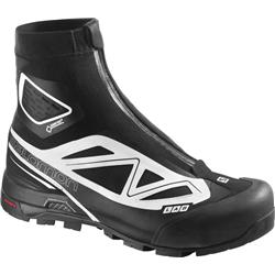 Salomon S-Lab X Alp Carbon GTX - Unisex-Black / Black / White