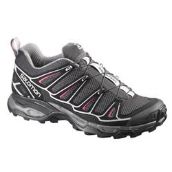 Salomon X Ultra 2 - Asphalt / Black / Hot Pink - Womens-Not Applicable