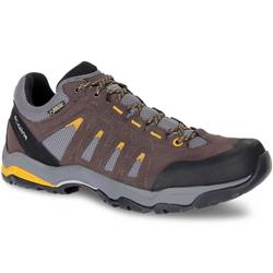 Scarpa Moraine GTX - Mens-Charcoal / Mustard