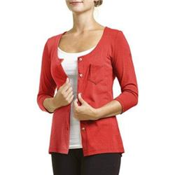 Fig Clothing Tav Top / Tau - Womens-Rooibos
