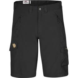 Fjallraven Abisko Shorts - Mens-Black