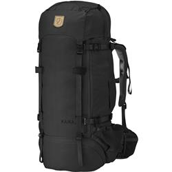 Fjallraven Kajka 75L - Mens-Black