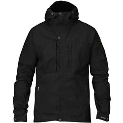 Fjallraven Skogso Jacket - Mens-Black