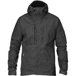 Fjallraven Skogso Jacket - Mens-Dark Grey