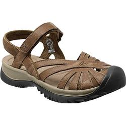 Keen Rose Leather - Dark Earth / Brindle - Womens-Not Applicable