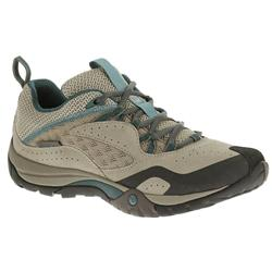 Merrell Azura Breeze - Taupe / Sea Blue - Womens-Not Applicable