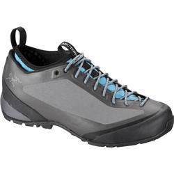 Arcteryx Acrux FL Approach Shoe - Womens-Light Graphite / Big Surf