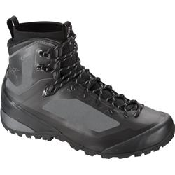 Arcteryx Bora Mid GTX Hiking Boot - Mens-Graphite / Black
