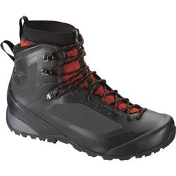 Arcteryx Bora2 Mid GTX Hiking Boot - Mens-Black / Cajun
