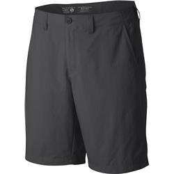 "Mountain Hardwear Castil Casual Shorts, 10"" Inseam - Mens-Shark"