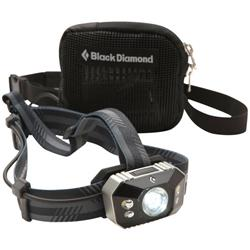 Black Diamond Icon-Polar Headlamp 320-Lumen-Aluminum