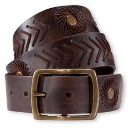 Pistil Fontaine Belt - Womens-Brown