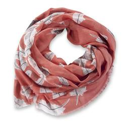 Pistil Ravenna Infinity Scarf - Womens-Coral