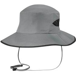 Pistil Shoreline Sun Hat - Mens-Gray
