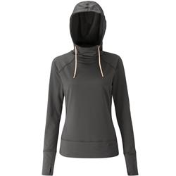 Rab Cipher Hoodie - Womens-Anthracite
