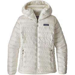 Patagonia Down Sweater Hoody - Womens-Birch White