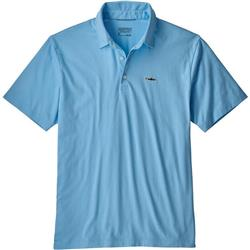 Patagonia Trout Fitz Roy Polo - Mens-Break Up Blue