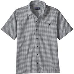 Patagonia Puckerware Shirt - Mens-Basket Case / Stone Blue