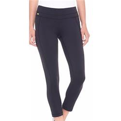 Lole Motion Crop - Womens-Black