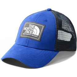 The North Face Mudder Trucker Hat-Aztec Blue / TNF White