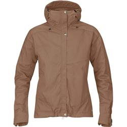 Fjallraven Skogso Jacket - Womens-Dark Sand
