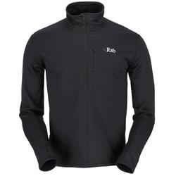 Rab Power Stretch Pull-On - Mens-Black
