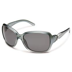 Suncloud Weave, Smoke Backpaint Frame, Polarized Gray Lens-Not Applicable