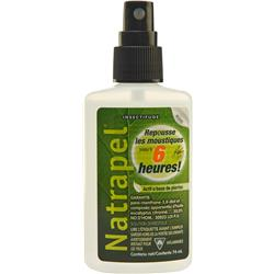 Natrapel Lemon Eucalyptus Spray 74ml