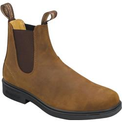 Blundstone  Canada Chisel Toe - Crazy Horse Brown-Crazy Horse