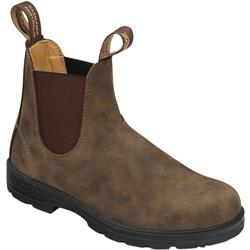 Blundstone Leather Lined - 585 - Rustic Brown-Not Applicable