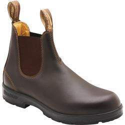 Blundstone Leather Lined - 550 - Walnut-Not Applicable
