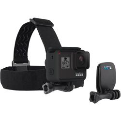 GoPro Head Strap with Quickclip-Not Applicable