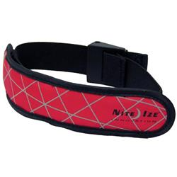 Nite-Ize Marker Band LED - Red w / Wave Pattern-Not Applicable