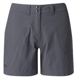 "Rab Helix Shorts, 5"" Inseam - Womens-Graphene"