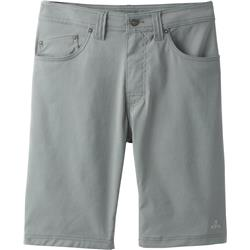 "Prana Brion Shorts, 9"" Inseam - Mens-Aloe"