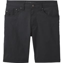 "Prana Brion Shorts, 9"" Inseam - Mens-Black"