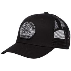 Black Diamond BD Trucker Hat-Aluminum Knit / Black