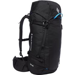 Black Diamond Stone 45L Backpack-Black