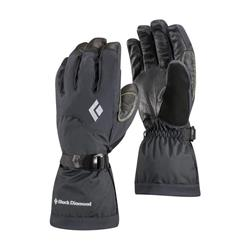 Black Diamond Torrent Gloves-Black