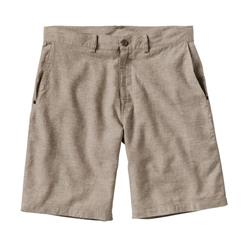 "Patagonia Back Step Shorts, 10"" Inseam - Mens-Chambray / Ash Tan"
