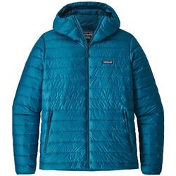 Patagonia Down Sweater Hoody - Mens-Balkan Blue