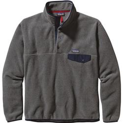 Lightweight Synchilla Snap-T Pullover - Mens